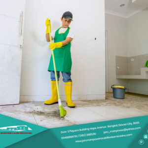 Housekeeping in Davao City